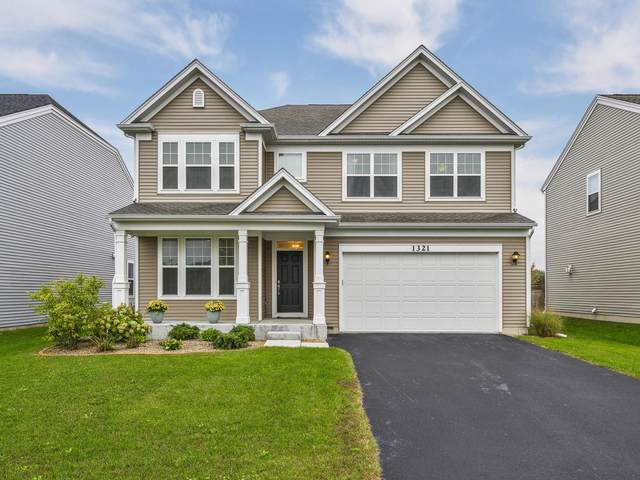 1321 Mcintosh Drive, Mundelein, IL 60060 (MLS #11251853) :: Helen Oliveri Real Estate