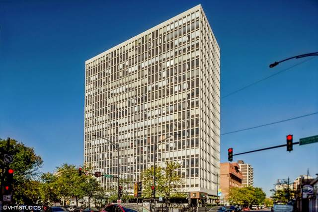 444 W Fullerton Parkway #802, Chicago, IL 60614 (MLS #11251856) :: Touchstone Group
