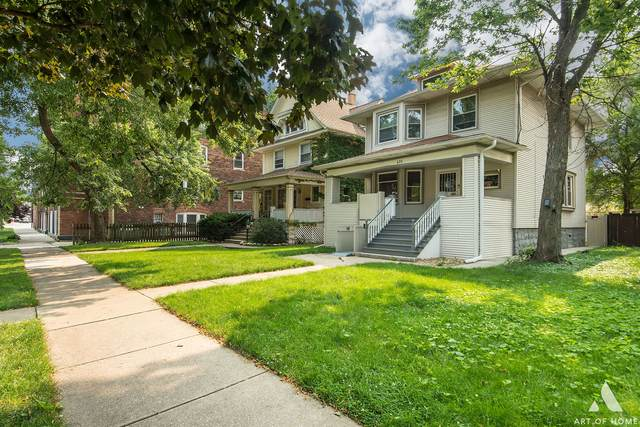 435 S Taylor Avenue, Oak Park, IL 60302 (MLS #11251871) :: Carolyn and Hillary Homes
