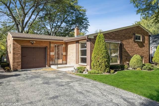 5316 Johnson Avenue, Western Springs, IL 60558 (MLS #11251886) :: Ryan Dallas Real Estate