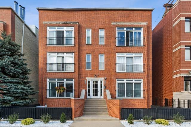 1710 W Diversey Parkway #1, Chicago, IL 60614 (MLS #11251888) :: Carolyn and Hillary Homes