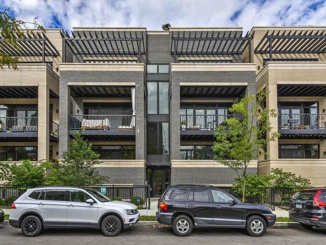 1366 W Walton Street 3E, Chicago, IL 60642 (MLS #11251900) :: Carolyn and Hillary Homes