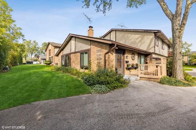 8318 Portsmouth Drive C, Darien, IL 60561 (MLS #11251911) :: John Lyons Real Estate