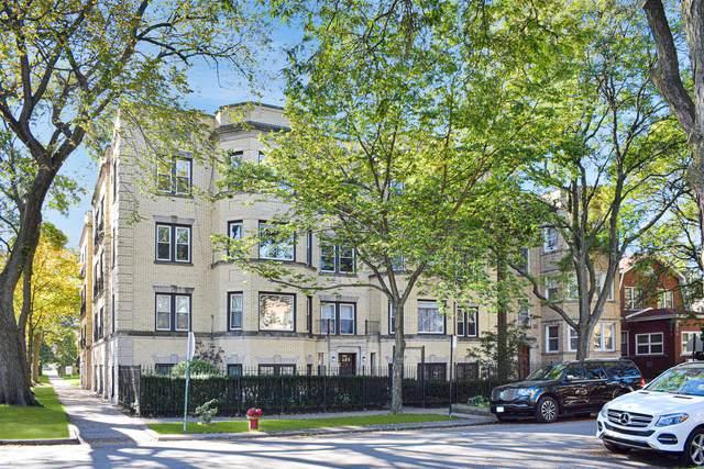 2003 W Arthur Avenue 2S, Chicago, IL 60645 (MLS #11251920) :: Touchstone Group