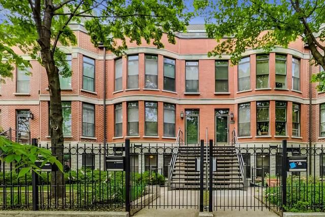 1548 W Jackson Boulevard, Chicago, IL 60607 (MLS #11251924) :: Touchstone Group