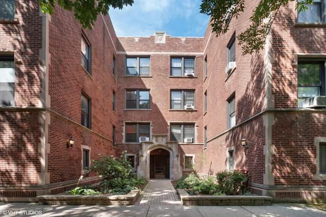5952 N Lakewood Avenue 3E, Chicago, IL 60660 (MLS #11251938) :: John Lyons Real Estate