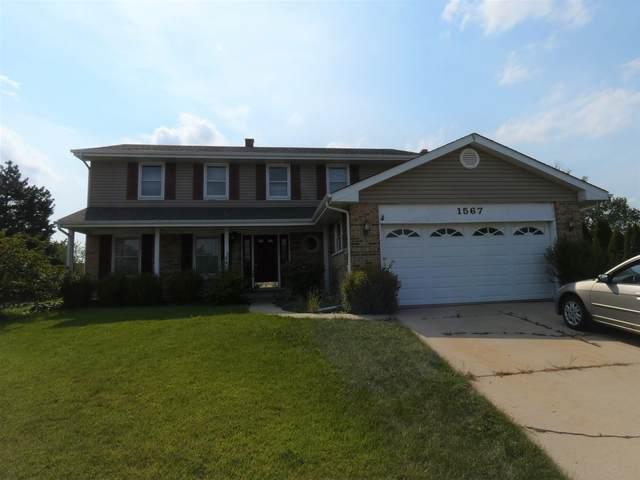 1567 Patricia Court, Elk Grove Village, IL 60007 (MLS #11251940) :: Littlefield Group