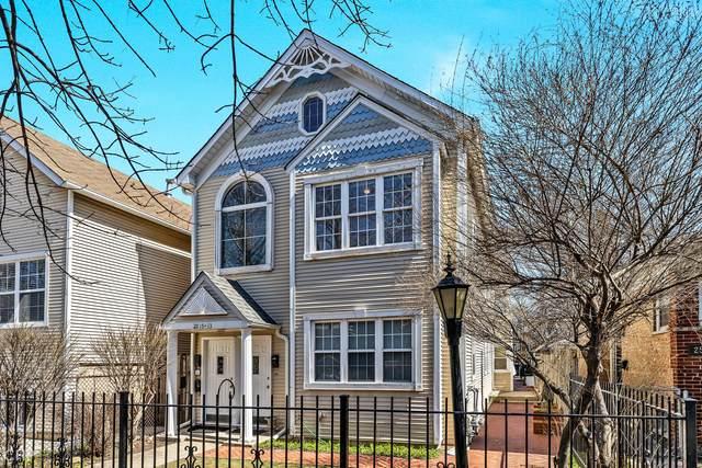2513 N Talman Avenue, Chicago, IL 60647 (MLS #11251964) :: Carolyn and Hillary Homes
