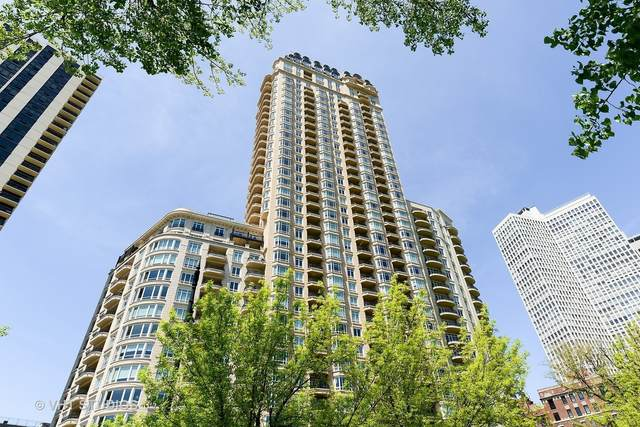 2550 N Lakeview Avenue S304, Chicago, IL 60614 (MLS #11251974) :: Touchstone Group