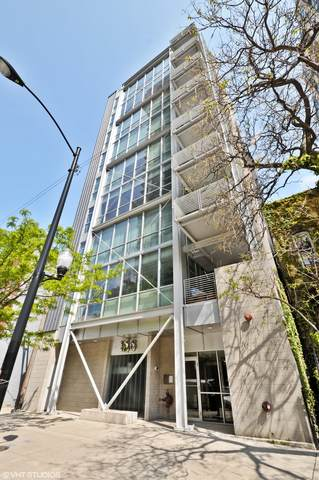 156 W Superior Street #302, Chicago, IL 60654 (MLS #11251977) :: Carolyn and Hillary Homes