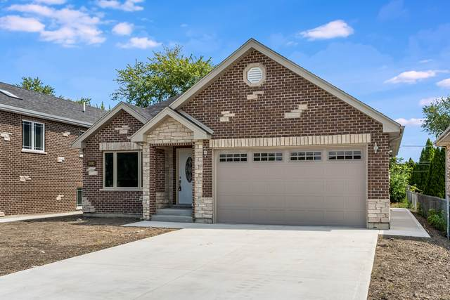 8403 S 78TH Court, Justice, IL 60458 (MLS #11251984) :: John Lyons Real Estate