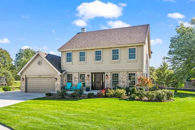 1104 Fieldstone Court, Bartlett, IL 60103 (MLS #11251994) :: John Lyons Real Estate