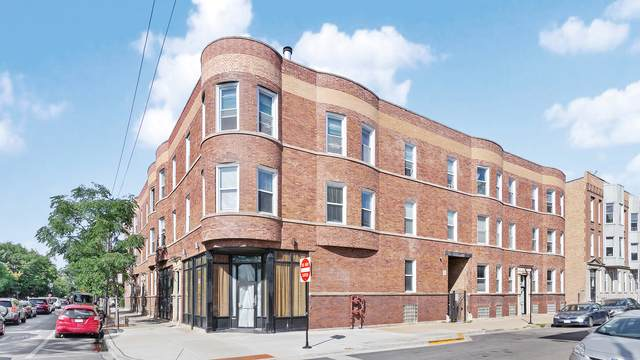 2782 W Francis Place F3, Chicago, IL 60647 (MLS #11252002) :: Touchstone Group