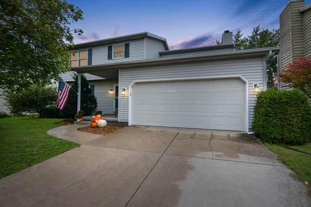 1612 Fairfield Drive, Normal, IL 61761 (MLS #11252012) :: Littlefield Group