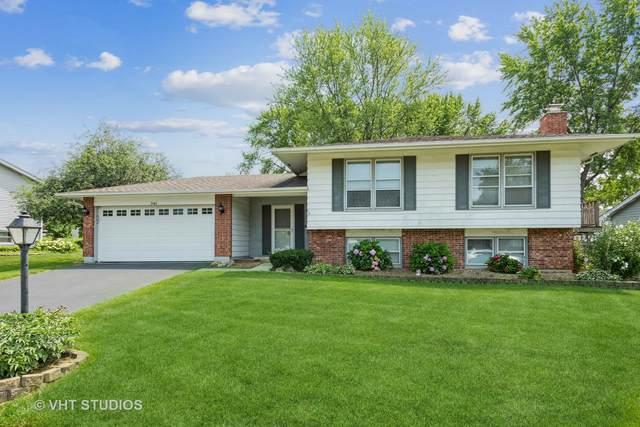 945 W Firestone Drive, Hoffman Estates, IL 60192 (MLS #11252043) :: The Wexler Group at Keller Williams Preferred Realty