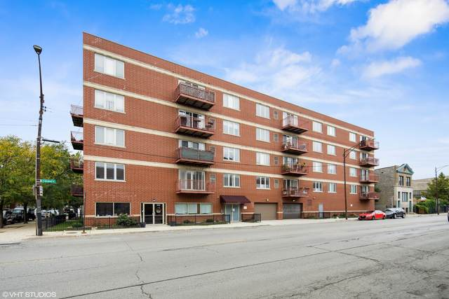 2158 W Grand Avenue #304, Chicago, IL 60612 (MLS #11252045) :: The Dena Furlow Team - Keller Williams Realty