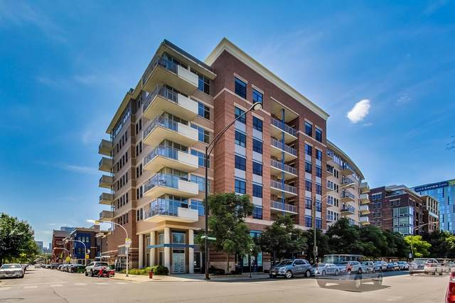 511 W Division Street #612, Chicago, IL 60610 (MLS #11252070) :: Carolyn and Hillary Homes