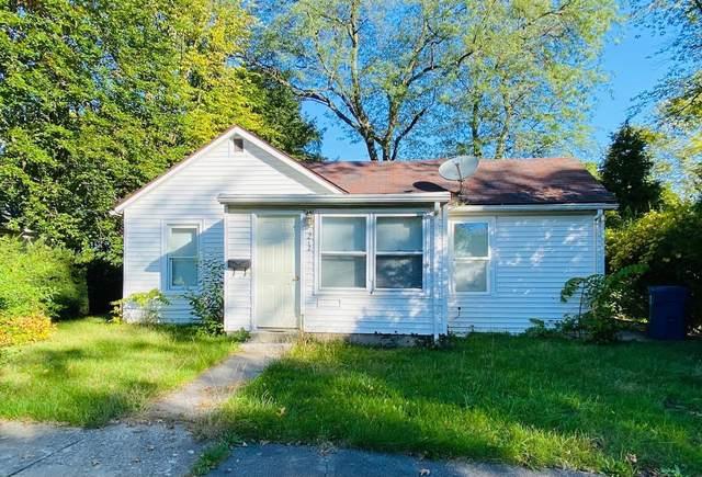 212 Renfrew Avenue, Dwight, IL 60420 (MLS #11252071) :: The Wexler Group at Keller Williams Preferred Realty