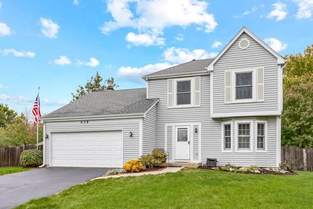 428 Chadsford Court, Carol Stream, IL 60188 (MLS #11252076) :: Carolyn and Hillary Homes