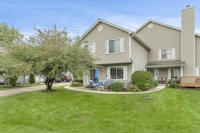 1806 Bridle Post Drive #1806, Aurora, IL 60506 (MLS #11252098) :: Ryan Dallas Real Estate