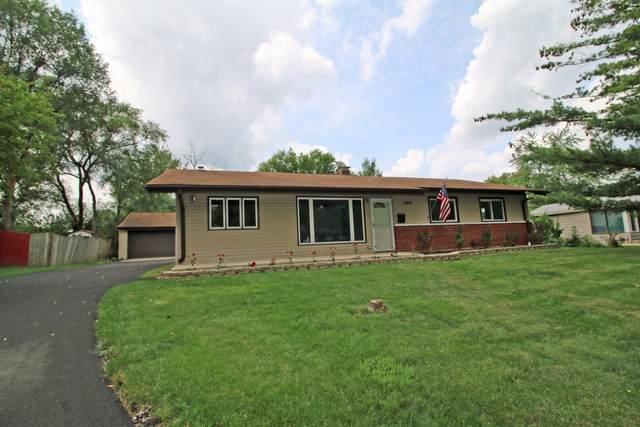 260 Washington Boulevard, Hoffman Estates, IL 60169 (MLS #11252110) :: John Lyons Real Estate