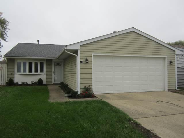 40 Village Court, Elgin, IL 60120 (MLS #11252117) :: Ryan Dallas Real Estate