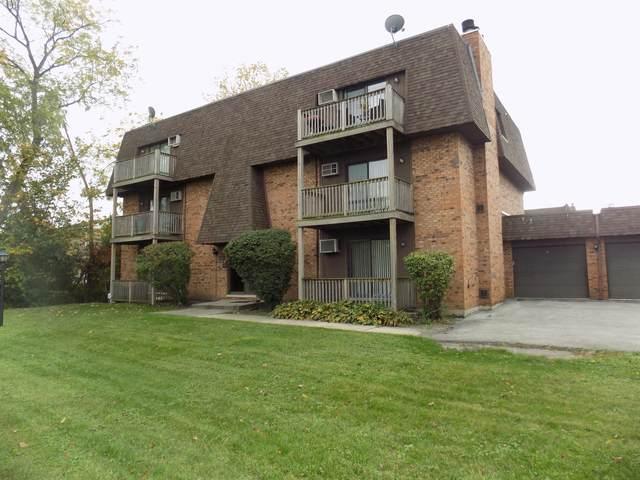 3360 184th Street 2C, Homewood, IL 60430 (MLS #11252123) :: John Lyons Real Estate