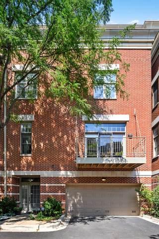 1060 W Chestnut Street, Chicago, IL 60642 (MLS #11252124) :: Carolyn and Hillary Homes