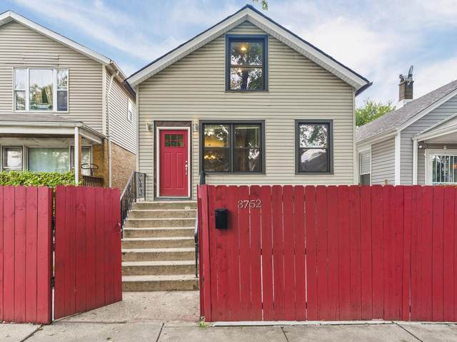 3752 S Albany Avenue, Chicago, IL 60632 (MLS #11252130) :: Lewke Partners - Keller Williams Success Realty