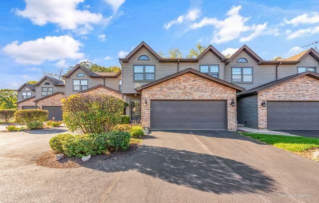 25 Garden Crescent Court #25, Elgin, IL 60123 (MLS #11252147) :: Ryan Dallas Real Estate