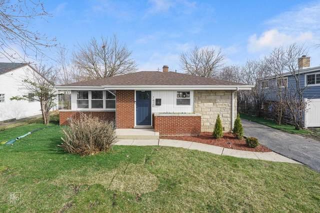 7420 Davis Street, Morton Grove, IL 60053 (MLS #11252165) :: The Wexler Group at Keller Williams Preferred Realty