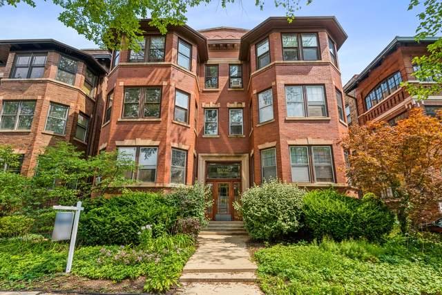 911 Forest Avenue #3, Evanston, IL 60202 (MLS #11252182) :: Ryan Dallas Real Estate