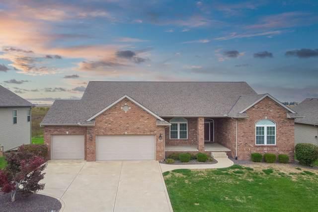 5404 Longfield Road, Bloomington, IL 61705 (MLS #11252196) :: O'Neil Property Group