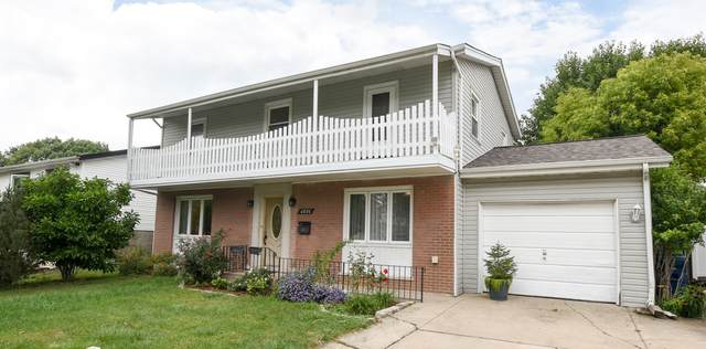 8806 W 91st Place, Hickory Hills, IL 60457 (MLS #11252198) :: John Lyons Real Estate