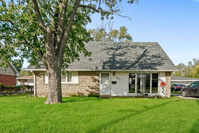 187 Craig Drive W, Chicago Heights, IL 60411 (MLS #11252217) :: Carolyn and Hillary Homes