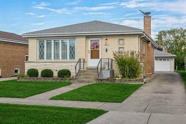 4805 N Knight Avenue, Norridge, IL 60706 (MLS #11252222) :: Carolyn and Hillary Homes