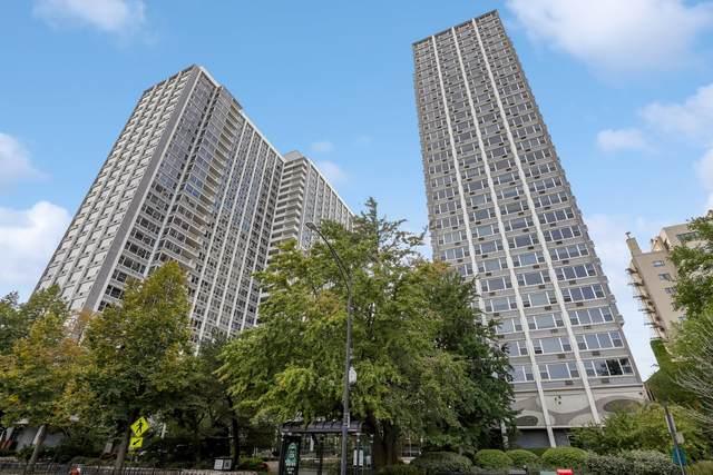 4250 N Marine Drive #724, Chicago, IL 60613 (MLS #11252225) :: Carolyn and Hillary Homes