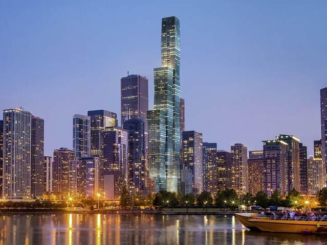 363 E Wacker Drive #2903, Chicago, IL 60601 (MLS #11252233) :: Touchstone Group