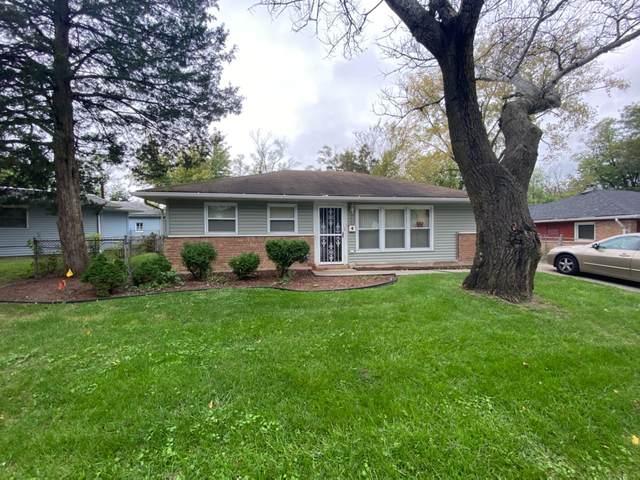 353 Miami Street, Park Forest, IL 60466 (MLS #11252240) :: John Lyons Real Estate