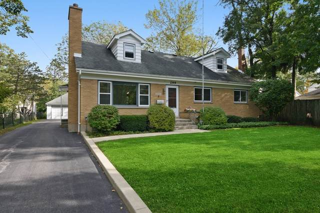 299 Mills Court, Lake Forest, IL 60045 (MLS #11252246) :: The Wexler Group at Keller Williams Preferred Realty