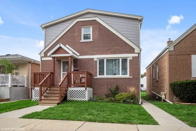 3750 N Oconto Avenue, Chicago, IL 60634 (MLS #11252269) :: Touchstone Group