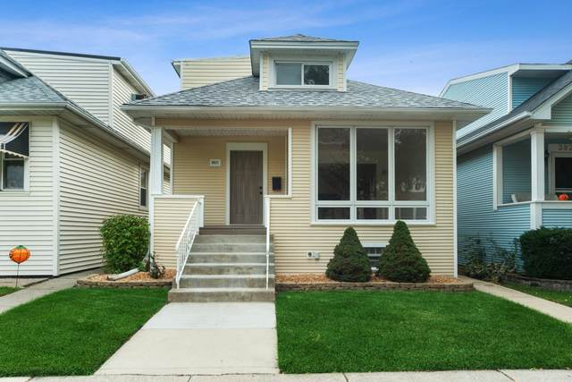 3831 N New England Avenue, Chicago, IL 60634 (MLS #11252272) :: Touchstone Group