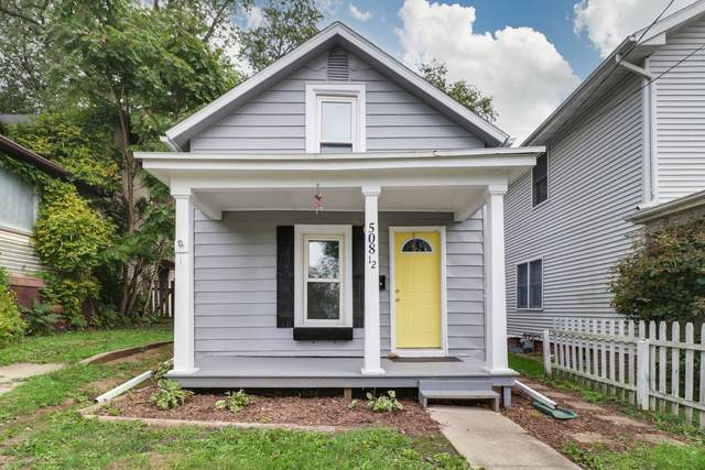 508 1/2 S Evans Street, Bloomington, IL 61701 (MLS #11252281) :: Lewke Partners - Keller Williams Success Realty
