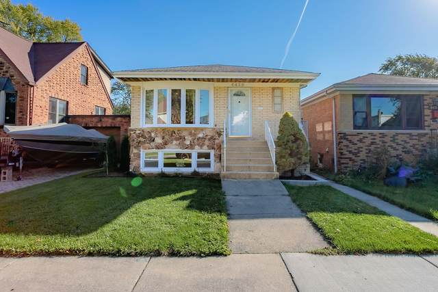 6439 N Nordica Avenue, Chicago, IL 60631 (MLS #11252288) :: Touchstone Group