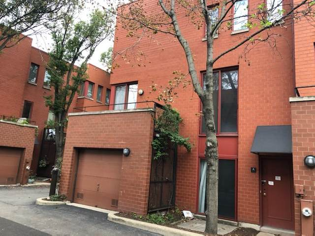 1314 S Federal Street A, Chicago, IL 60605 (MLS #11252293) :: Touchstone Group