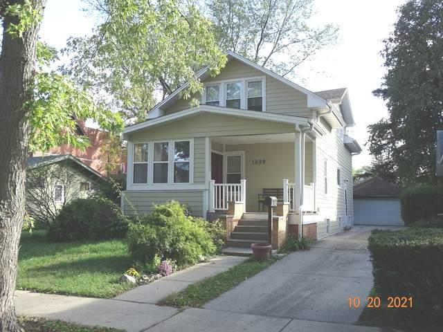 1099 Walter Avenue, Des Plaines, IL 60016 (MLS #11252306) :: Ryan Dallas Real Estate