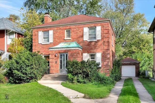 9527 S Damen Avenue, Chicago, IL 60643 (MLS #11252332) :: Ryan Dallas Real Estate