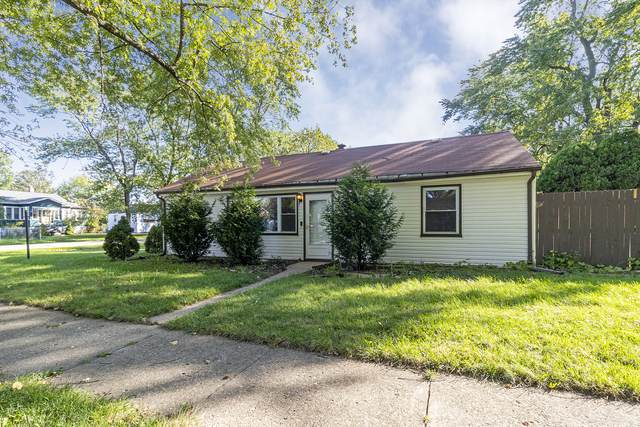 14600 Trumbull Avenue, Midlothian, IL 60445 (MLS #11252374) :: The Wexler Group at Keller Williams Preferred Realty