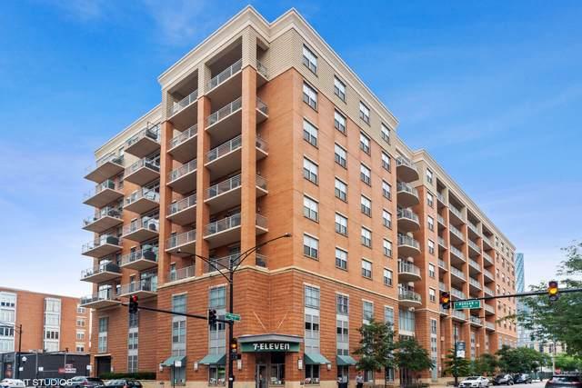 950 W Monroe Street #512, Chicago, IL 60607 (MLS #11252380) :: Touchstone Group
