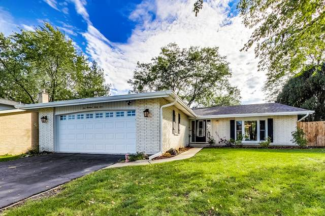 133 W King George Court, Palatine, IL 60067 (MLS #11252385) :: The Wexler Group at Keller Williams Preferred Realty